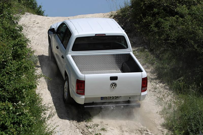 Foto Exteriores-(9) Volkswagen Amarok Vehiculo Comercial 2010