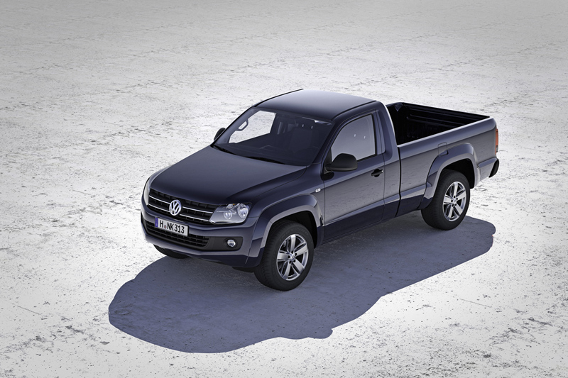 Foto Exteriores Volkswagen Amarok Vehiculo Comercial 2010