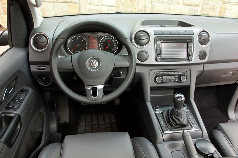 Foto Salpicadero Volkswagen Amarok Vehiculo Comercial 2010