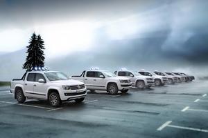 Foto Exteriores (1) Volkswagen Amarok Vehiculo Comercial 2013