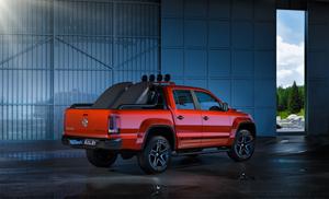 Foto Exteriores (11) Volkswagen Amarok Vehiculo Comercial 2013