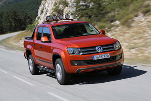 Foto Exteriores (12) Volkswagen Amarok Vehiculo Comercial 2013