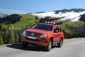 Foto Exteriores (13) Volkswagen Amarok Vehiculo Comercial 2013