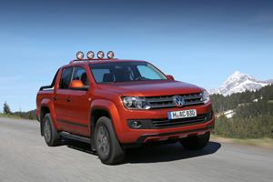 Foto Exteriores (14) Volkswagen Amarok Vehiculo Comercial 2013