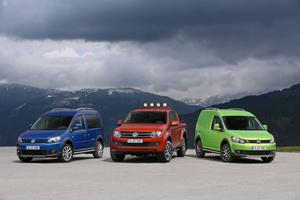 Foto Exteriores (2) Volkswagen Amarok Vehiculo Comercial 2013