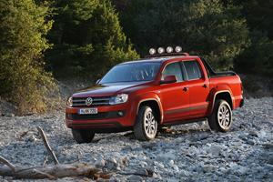 Foto Exteriores (3) Volkswagen Amarok Vehiculo Comercial 2013