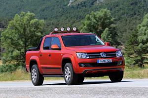Foto Exteriores (4) Volkswagen Amarok Vehiculo Comercial 2013