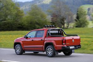 Foto Exteriores (5) Volkswagen Amarok Vehiculo Comercial 2013