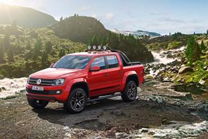 Foto Exteriores (6) Volkswagen Amarok Vehiculo Comercial 2013