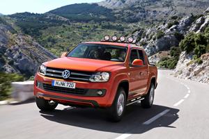 Foto Exteriores (7) Volkswagen Amarok Vehiculo Comercial 2013