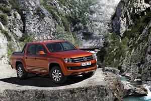 Foto Exteriores (8) Volkswagen Amarok Vehiculo Comercial 2013