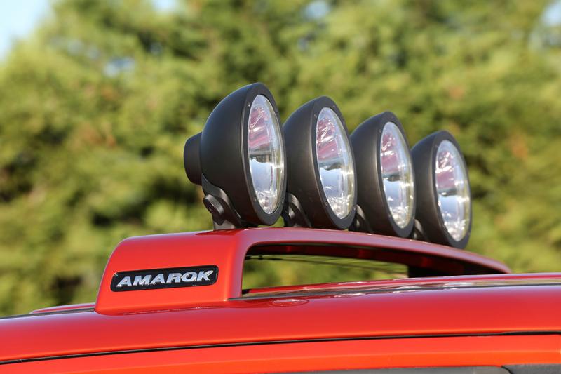 Foto Detalles Volkswagen Amarok Vehiculo Comercial 2013
