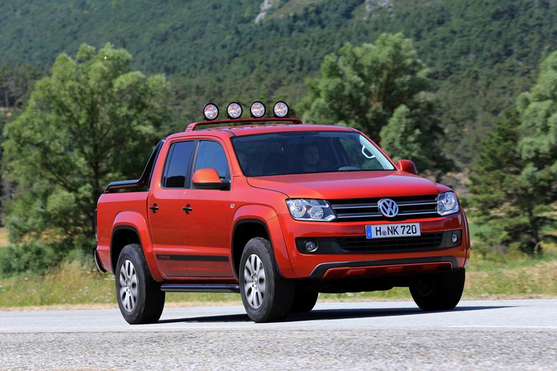Foto Exteriores Volkswagen Amarok Vehiculo Comercial 2013