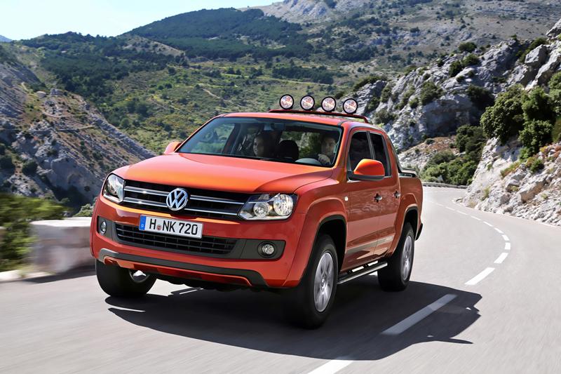 Volkswagen Amarok Cabyon 2013