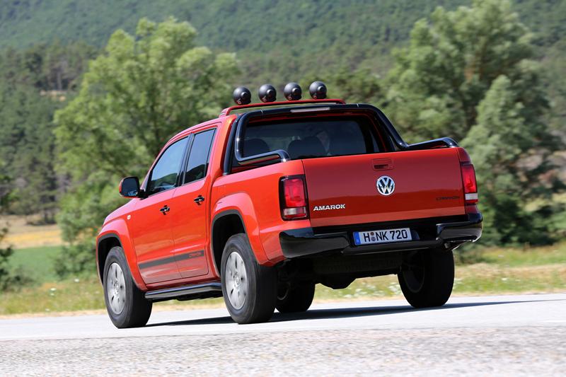 Volkswagen Amarok Canyon 2013