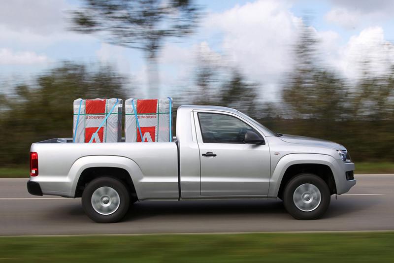 Foto Exteriores (11) Volkswagen Amarok-cabina-simple Vehiculo Comercial 2013