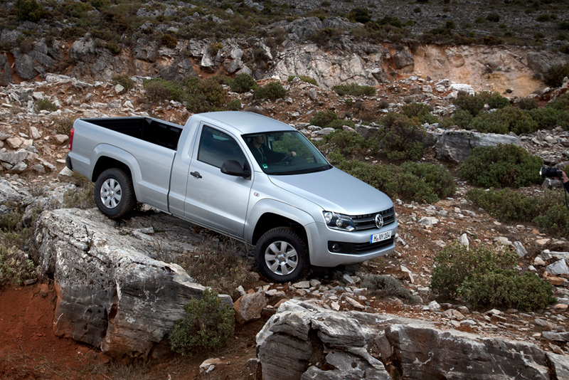 Volkswagen Amarok Cabina Simple 2013