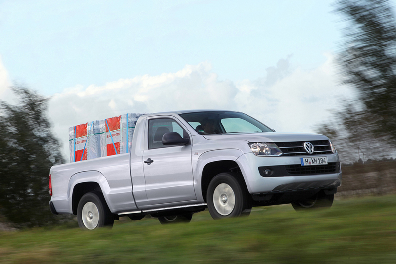 Volkswagen Amarok Cabina Simple2013