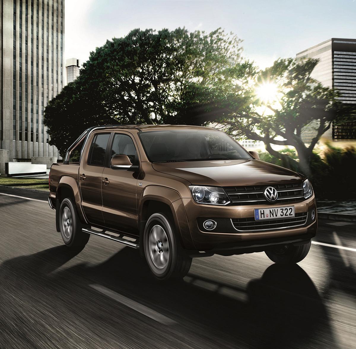 Volkswagen Amarok Highline Edition 2014