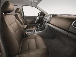 Foto Interiores Volkswagen Amarok-highline-edition Vehiculo Comercial 2014