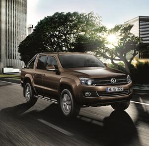 Foto Perfil Volkswagen Amarok-highline-edition Vehiculo Comercial 2014
