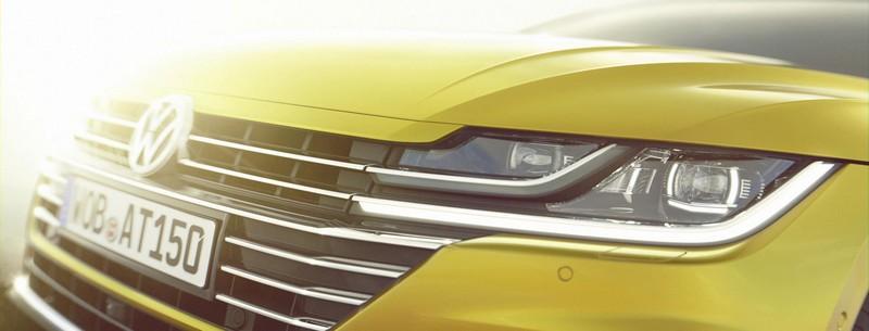 Volkswagen Arteon delantera
