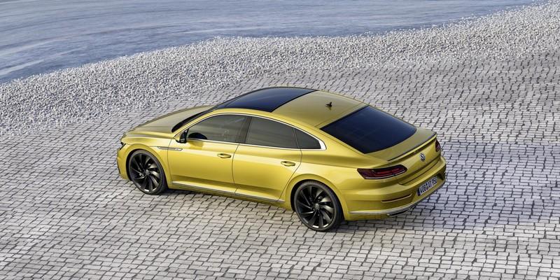 Volkswagen Arteon exteriores
