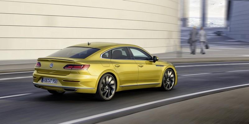 Volkswagen Arteon Trasera
