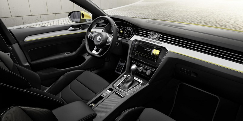 Volkswagen Arteon salpicadero