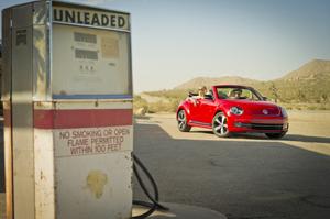 Foto Exteriores (2) Volkswagen Beetle Descapotable 2012