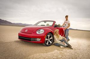 Foto Perfil Volkswagen Beetle Descapotable 2012