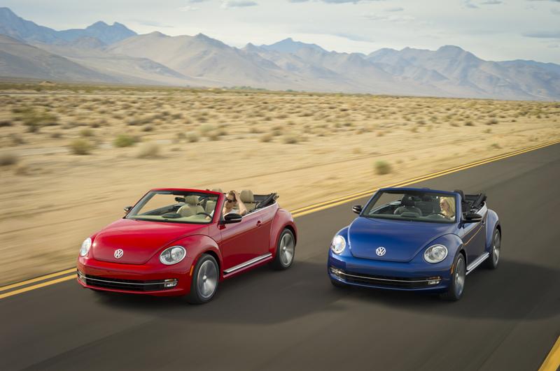 Foto Exteriores Volkswagen Beetle Descapotable 2012