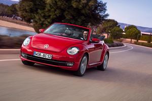 Foto Exteriores (3) Volkswagen Beetle Descapotable 2013