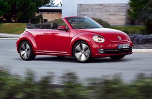 Foto Exteriores (4) Volkswagen Beetle Descapotable 2013
