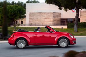 Foto Exteriores (5) Volkswagen Beetle Descapotable 2013