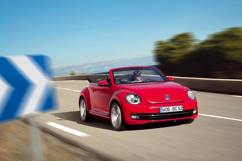 Foto Delantera Volkswagen Beetle Descapotable 2013