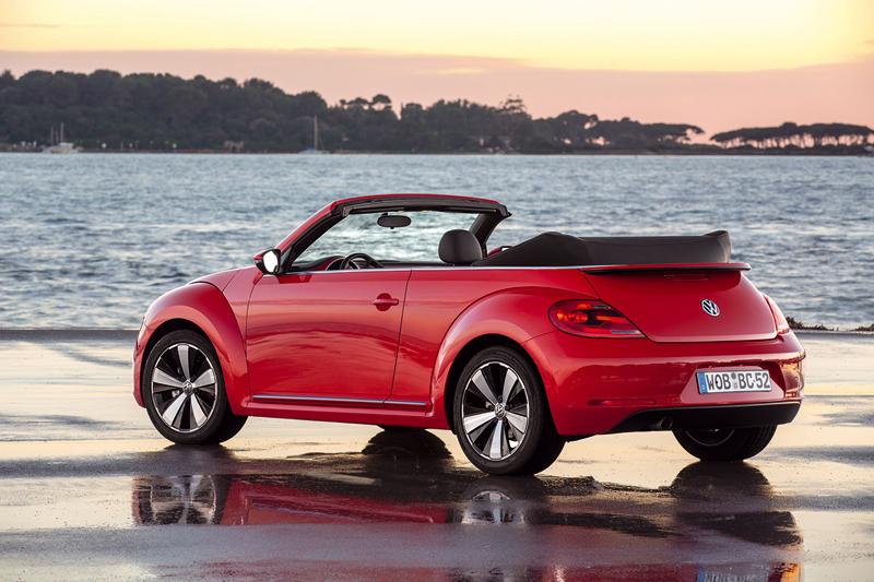 Foto Exteriores Volkswagen Beetle Descapotable 2013