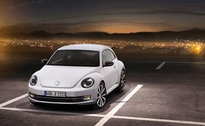 Foto volkswagen beetle 2011