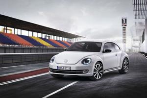 Foto Exteriores-(02 Volkswagen Beetle Dos Volumenes 2011