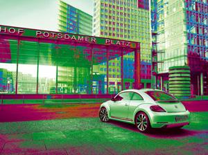 Foto Exteriores-(08 Volkswagen Beetle Dos Volumenes 2011