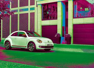 Foto Exteriores-(10 Volkswagen Beetle Dos Volumenes 2011