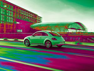 Foto Exteriores-(11 Volkswagen Beetle Dos Volumenes 2011