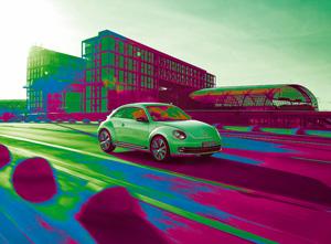 Foto Exteriores-(12 Volkswagen Beetle Dos Volumenes 2011