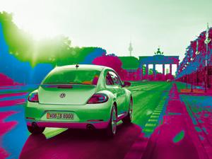 Foto Exteriores-(13 Volkswagen Beetle Dos Volumenes 2011