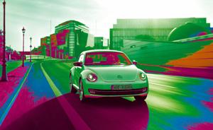 Foto Exteriores-(14 Volkswagen Beetle Dos Volumenes 2011