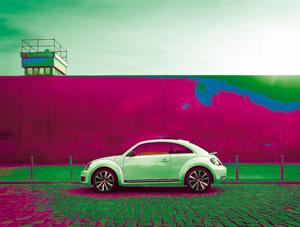 Foto Exteriores-(15 Volkswagen Beetle Dos Volumenes 2011