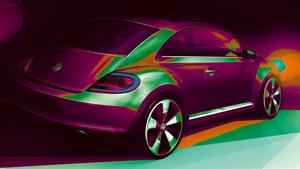 galeria de fotos volkswagen beetle 2011 - tecnicas