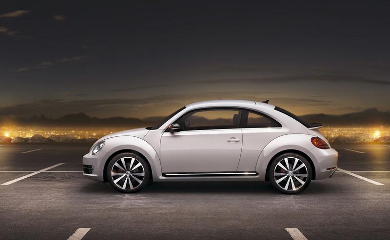 Foto Perfil Volkswagen Beetle Dos Volumenes 2011