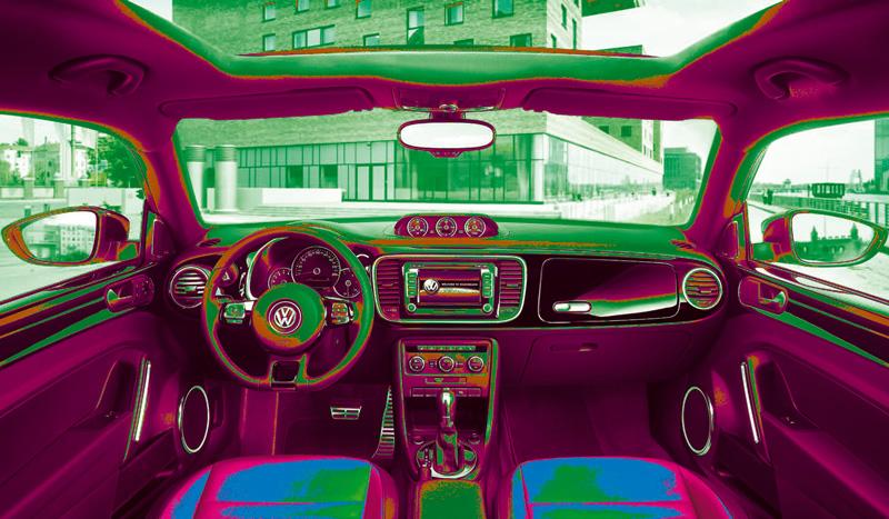 Foto Salpicadero Volkswagen Beetle Dos Volumenes 2011