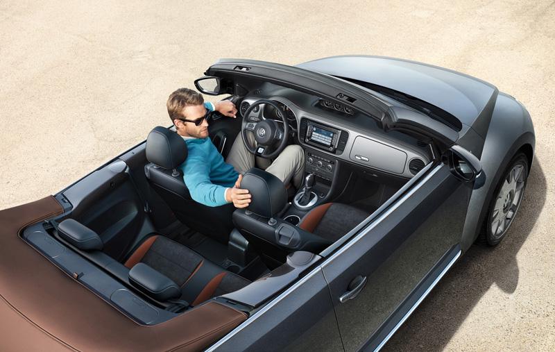 Foto Exterior Volkswagen Beetle Cabrio Karmann Descapotable 2014